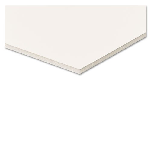Elmer's 900803 Foam Board, White Surface with White Core, 30 x40, 10 Boards Carton by Elmers