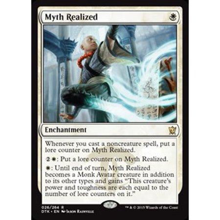 MtG Dragons of Tarkir Myth Realized [Foil]