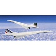 04257 1/144 Concorde Britsh Air Multi-Colored