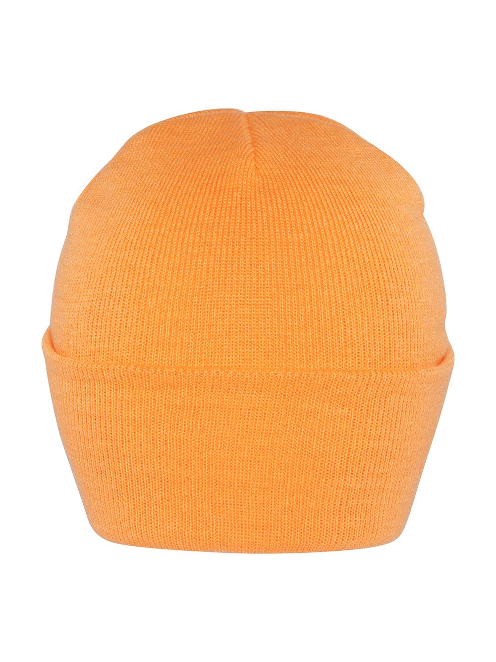 Long Beanie-Orange 0d1d3e71938