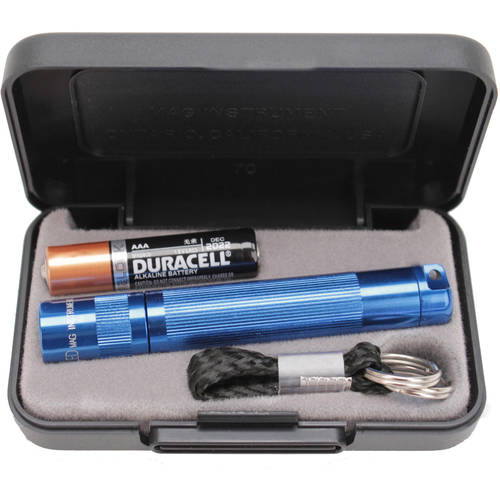 Maglite Solitaire LED Flashlight 1AAA, Gray