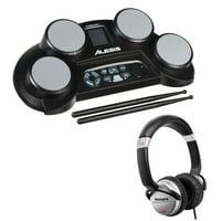 Alesis Compact Kit 4 Portable 4-Pad Tabletop Electronic Drum Kit