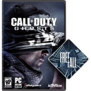 Call of Duty: Ghosts, Activision Blizzard, PC Software, 047875334519