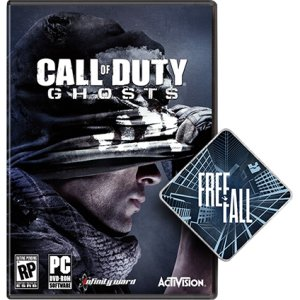 Call of Duty: Ghosts, Activision Blizzard, PC Software, 047875334519 (Cod Ghost Stuff)