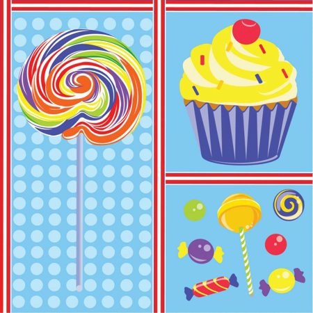 Sweet Shoppe IV Poster Print by ND Art and (Sweet Shoppe Designs)