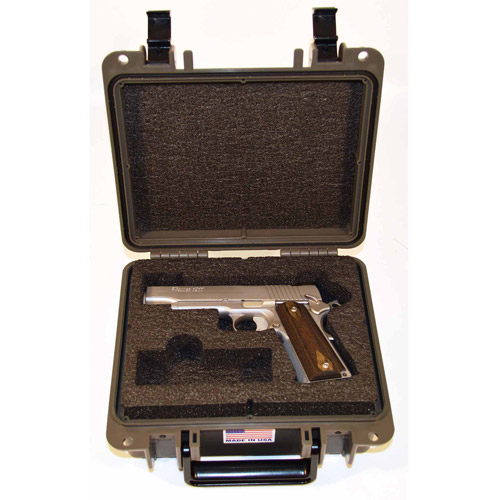 Quick Fire MultiFit 1 Pistol Case