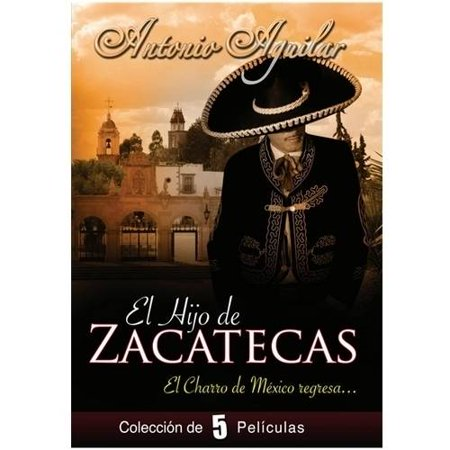 El Hijo De Zacatecas (Coleccion De 5 Peliculas) (Spanish) (Peliculas De Halloween Gratis)