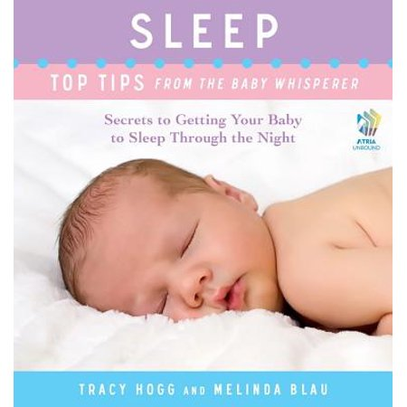 Sleep: Top Tips from the Baby Whisperer - eBook