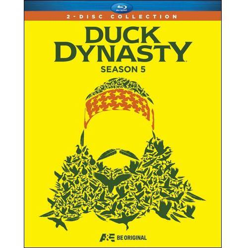 Duck Dynasty: Season 5 (Blu-ray) by Lions Gate