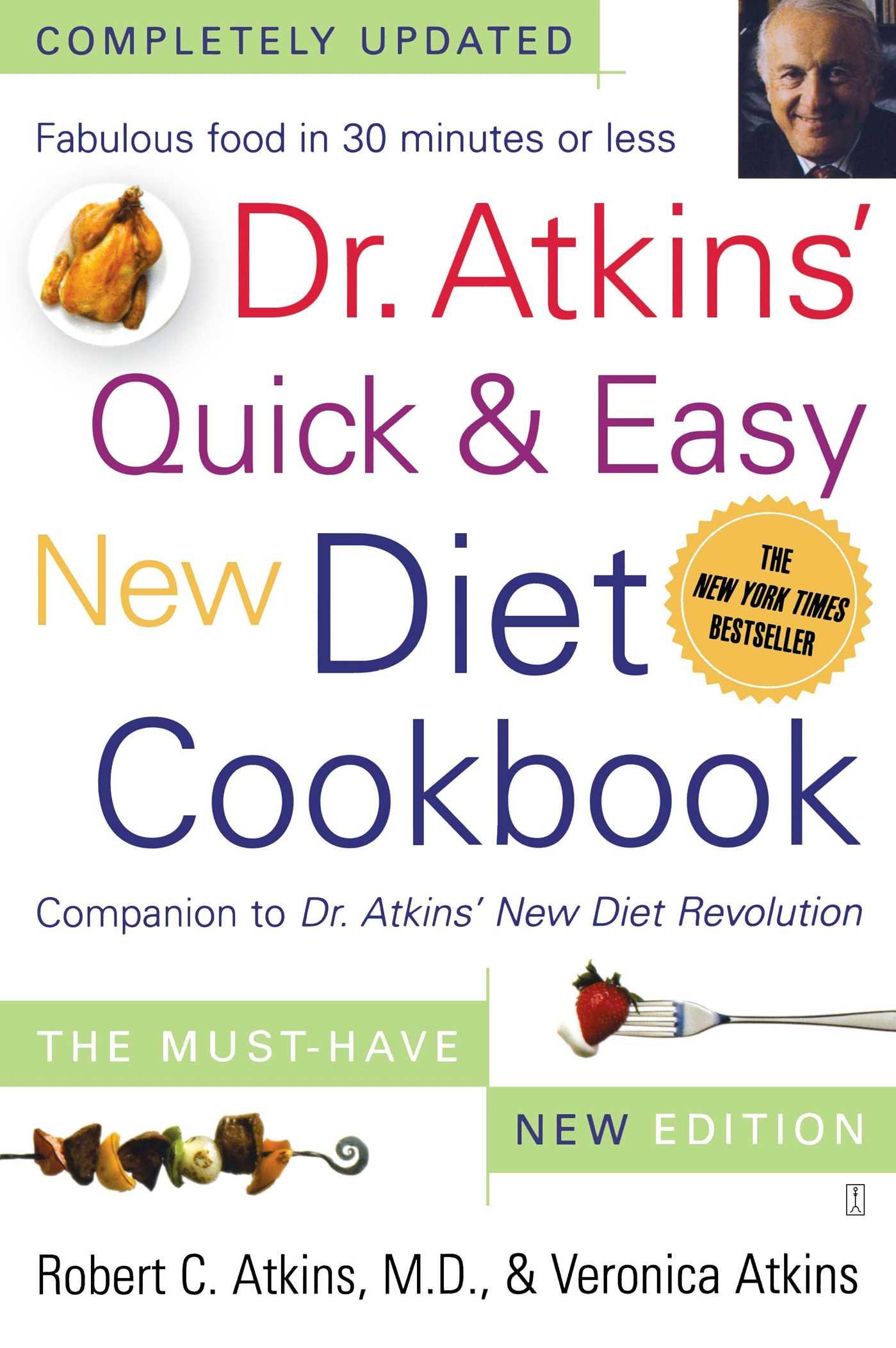 Atkins New Diet Cookbook Dr