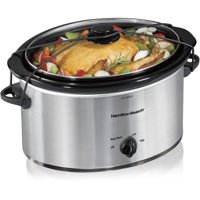 Refurbished Hamilton Beach 5 Quart Portable Slow Cooker | Model# R1504