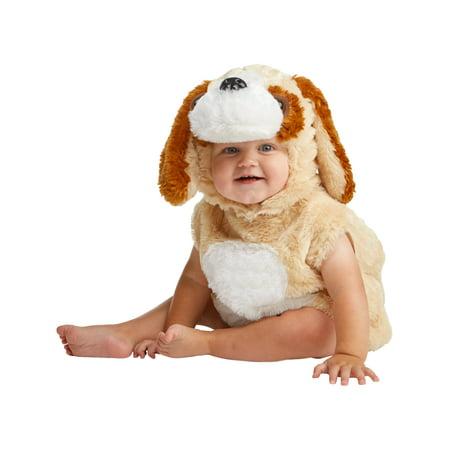 Cuddly Dog Infant Costume