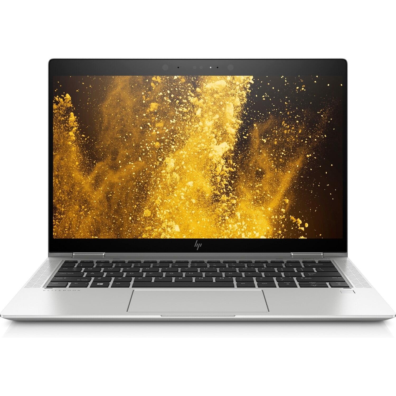 "HP EliteBook x360 1030 G3 13.3"" Touch 16GB 512GB X4 1.9GHz, Natural Silver  (Certified Refurbished) - Walmart.com - Walmart.com"