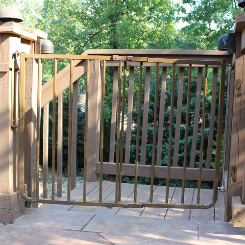Cardinal Gates Stairway Special Outdoor Child Safety Gate Image 2 Of 3