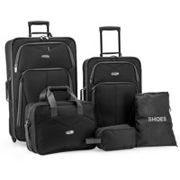 Deals on Elite Luggage Whitfield 5-Piece Softside Rolling Set