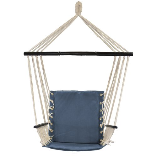 Winston Porter Goins Polyester Fabric Chair Hammock