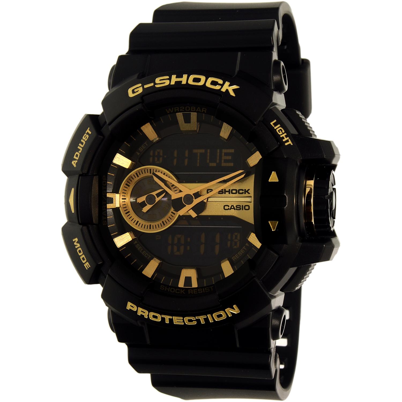 Reloj Inteligente Casio Men39; s GA400GB-1A9 resina negro reloj de cuarzo + Casio en VeoyCompro.com.co