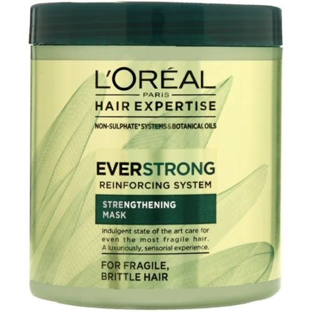 Loreal Hair Expertise EverStrong Strengthening Mask 200 ml with Ayur Product in