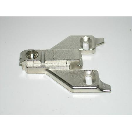 Blum B175L6600.22 - 0mm Die Cast Clip Top Face Frame Mounting Plate - - Top Mount Cast