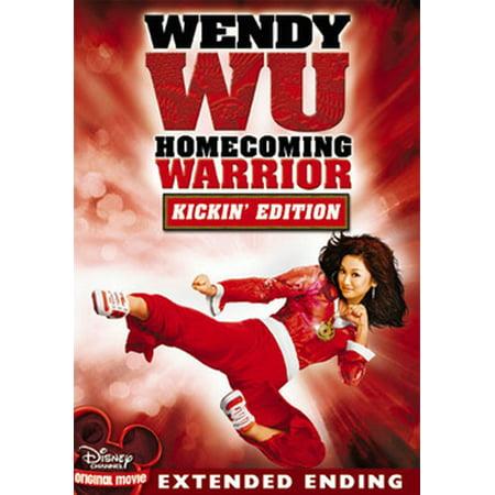 Wendy Wu: Homecoming Warrior (DVD)