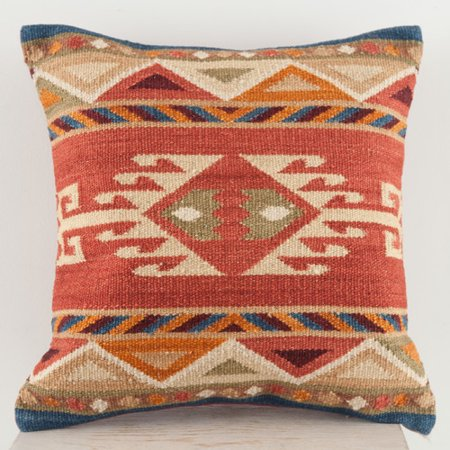 Throw Pillows Meaning : Continental Rug Company Lodge Throw Pillow - Walmart.com