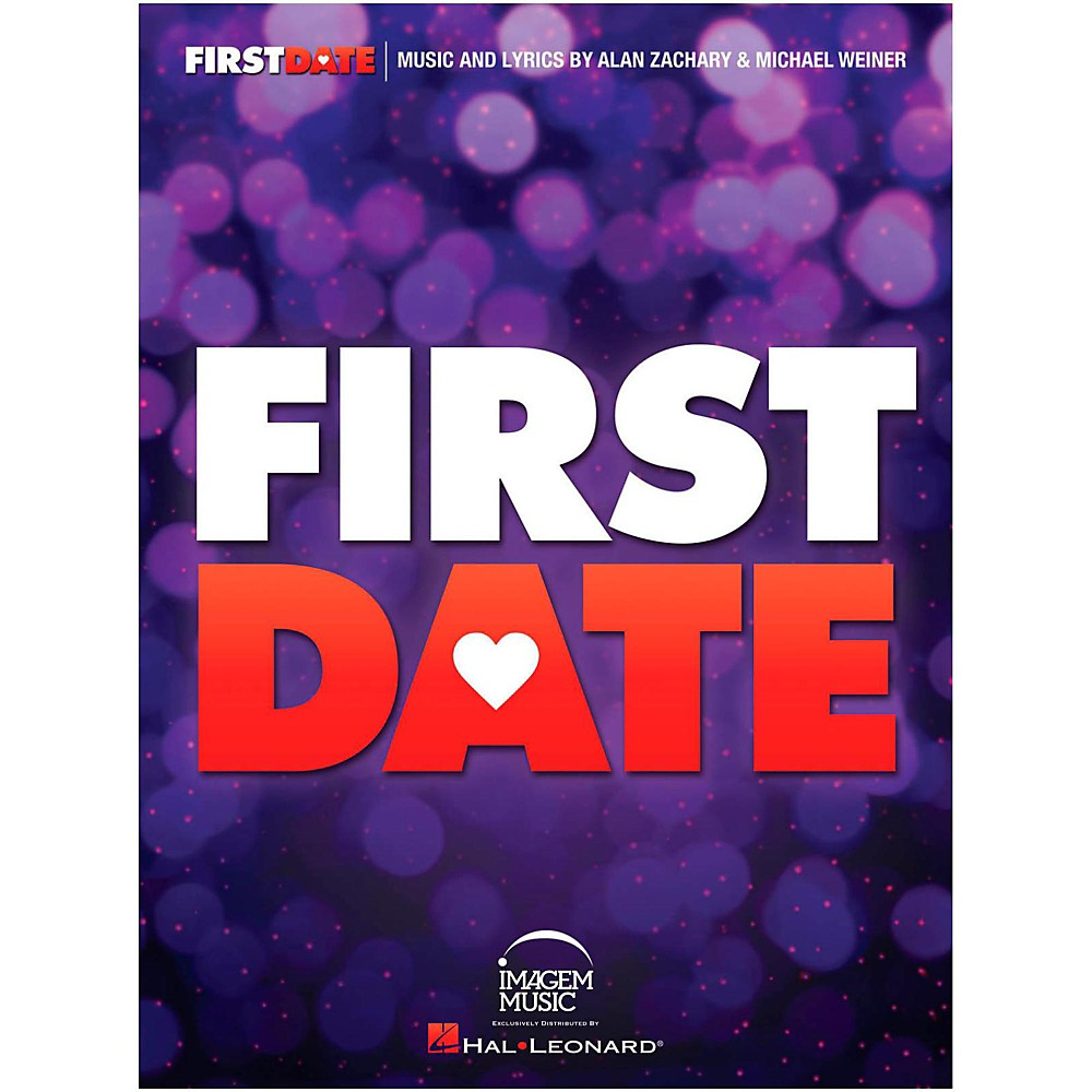 Hal Leonard First Date - Vocal Selections
