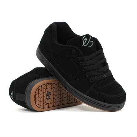 8ca727181964 Es - Es Accel OG (Black) Men s Skate Shoes-8.5 - Walmart.com