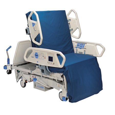 Hill-Rom Total Care P1900 Hospital Bed with Foam Mattress and (Value Care Bed Package)