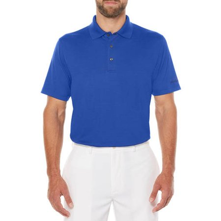 Ben Hogan Mens and Big Mens Performance Short Sleeve Solid Polo Shirt