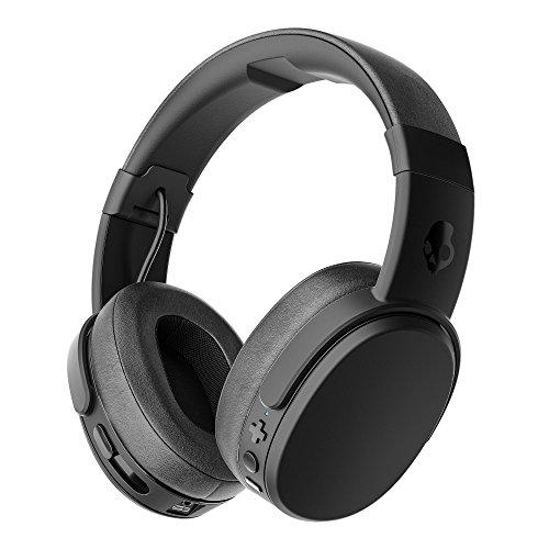 Skullcandy Crusher Black Over-Ear Wireless Headphones - S...