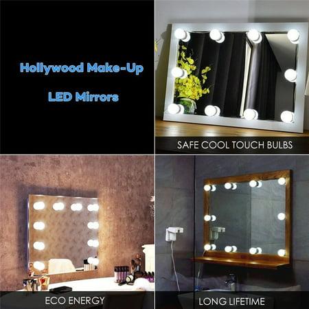Eecoo Led Vanity Mirror Lights Makeup