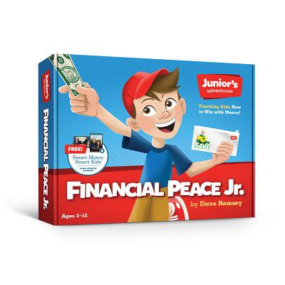 Financial Peace Junior Kit : Teaching Kids How to Win with (Best Way To Win Money Gambling)