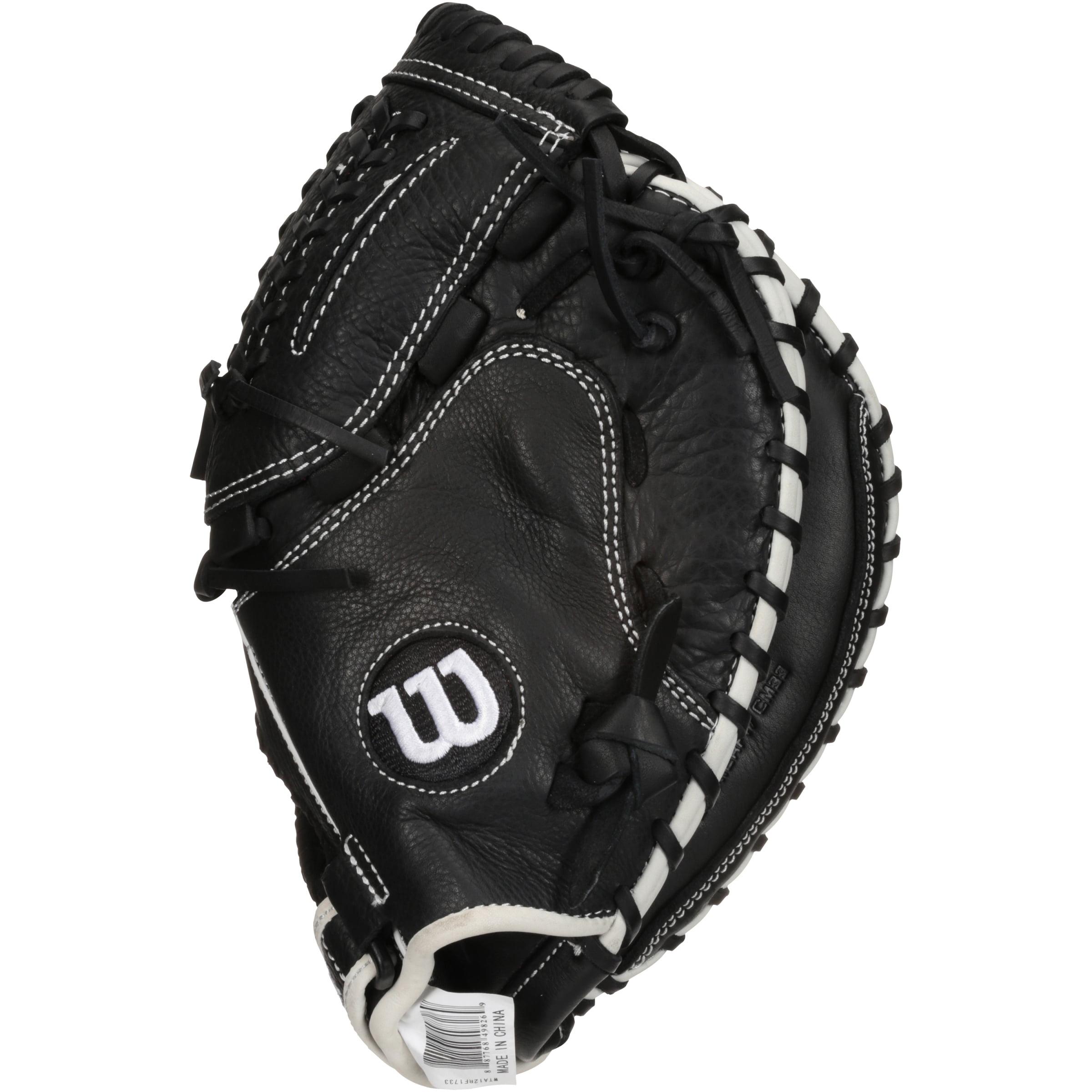 Wilson Onyx Series Adult Catcher's Mitt Ball Glove by Wilson Sporting Goods Co.