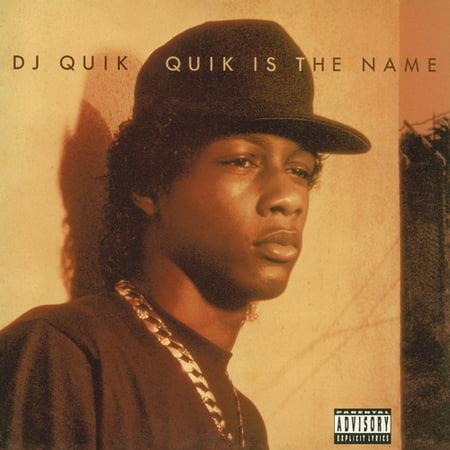 Quik Is The Name (Vinyl) (The Best Of Dj Quik Da Finale)
