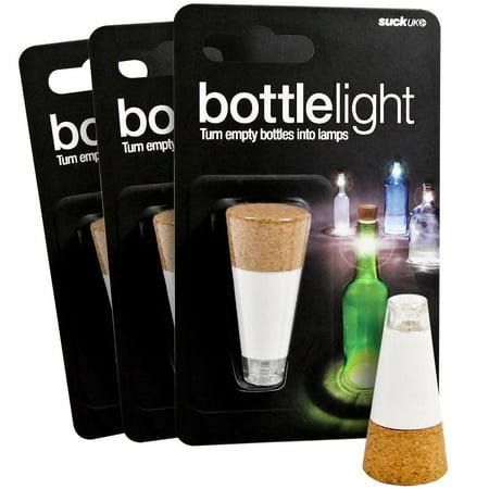 LED Cork Wine Bottle Light