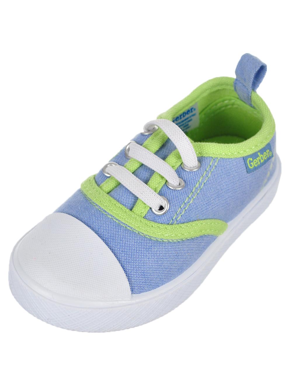 Boys' First Walker Low-Top Sneakers (Sizes 3 - 6)
