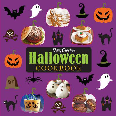 Betty Crocker Halloween Cookbook - eBook](Halloween Cookbooks)