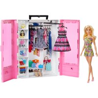 Barbie Fashionistas Ultimate Closet Doll and Accessory