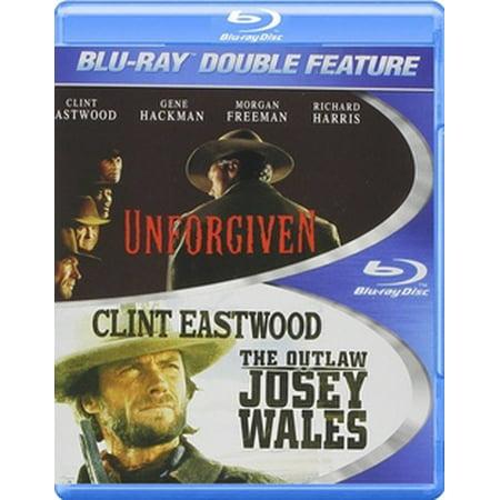 Unforgiven / The Outlaw Josey Wales (Blu-ray)](Halloween Breaks Wales)