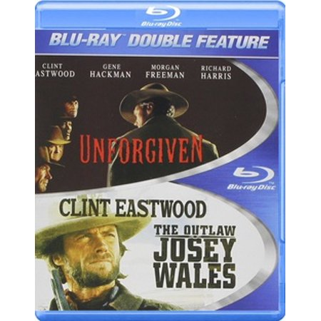 Unforgiven / The Outlaw Josey Wales (Blu-ray)