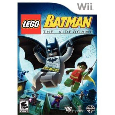 Warner Bros. LEGO Batman (Wii) (Wii U Games Lego Batman 3)