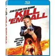 Kill 'Em All (Blu-ray)