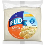 FUD Queso Cotija Mexican Style Grating Cheese 16 oz. Bag
