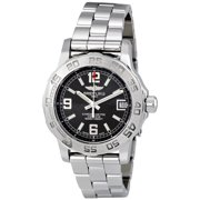 Breitling Colt 33 Black Stainless Steel Ladies Watch A7738711-BB51SS