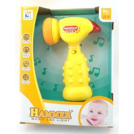 Bébé Marteau électrique et son jouet léger
