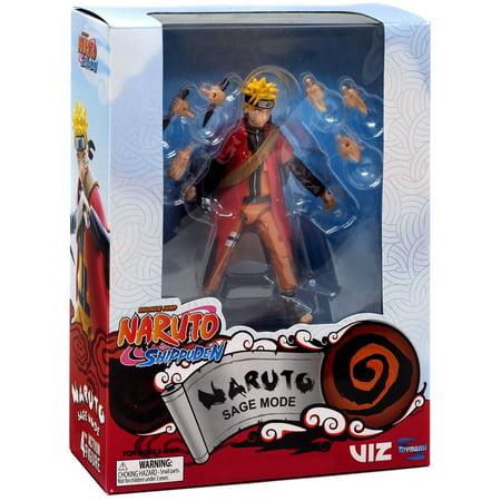 Naruto Shippuden Naruto Sage Mode Action Figure (Naruto Sage Of Six Paths Mode Rasengan)