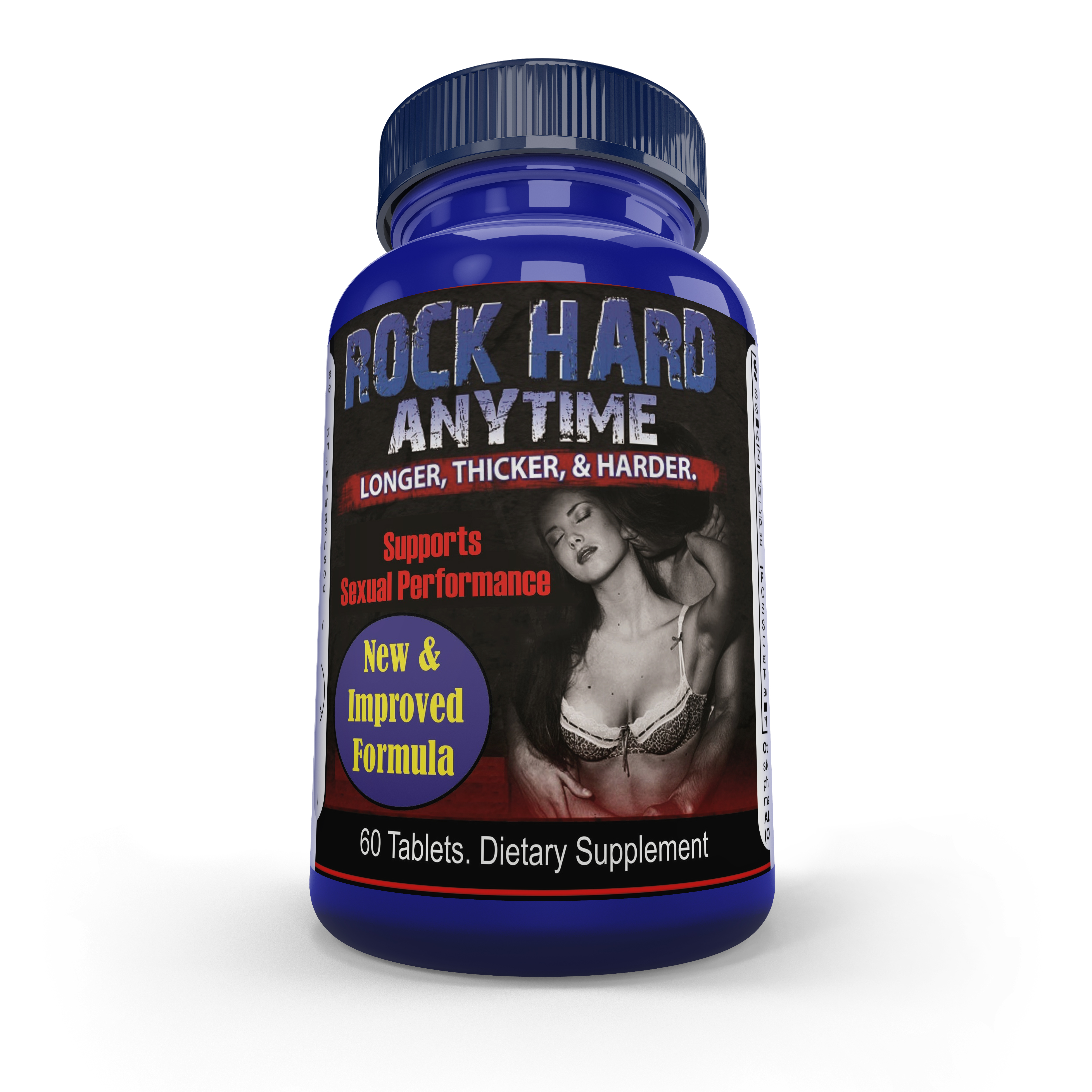 RH ANYTIME- Testosterone Booster For Men Increase Strength Stamina Energy Best Energy Pills