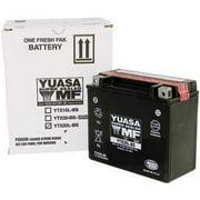 Yuasa High Performance Maintenance Free Battery - YTX20CH-BS YUAM6220C (PLT-90)