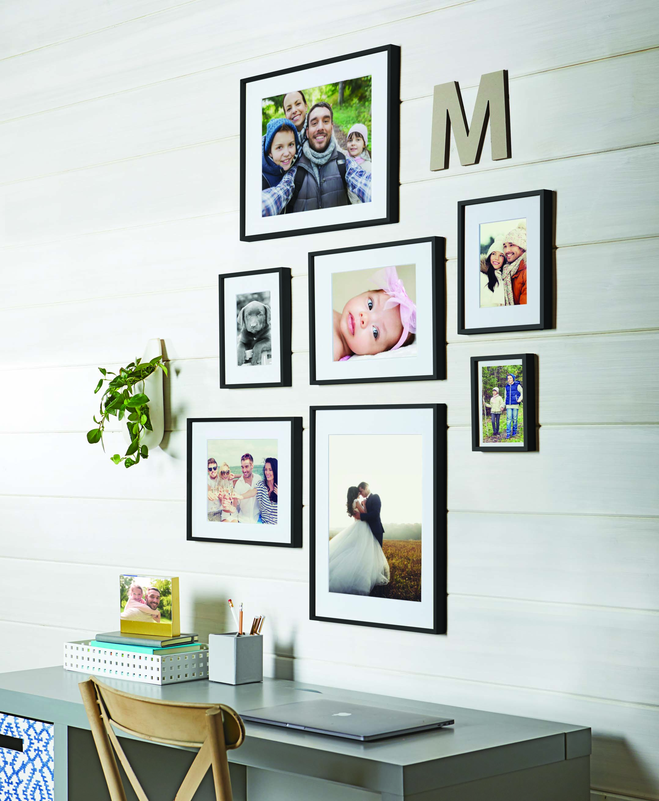 Better Homes & Gardens 7 Piece Frames