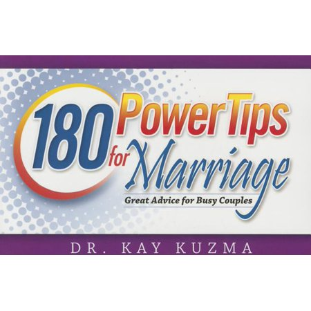 180 Powertips for Marriage : Great Advice for Busy Couples